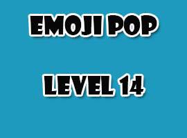 emoji pop level 14