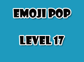 emoji pop level 17
