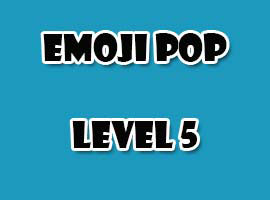emoji pop level 5