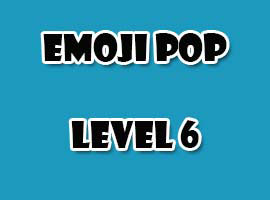emoji pop level 6