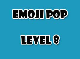 emoji pop level 8