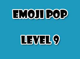 emoji pop level 9