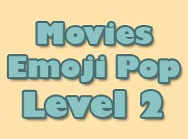 movies emoji pop level 2