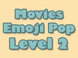 Movies Emoji Pop Answers Level 2