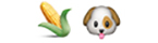 guess the emoji Level 1 Corn Dog