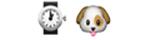 guess the emoji Level 1 Watch Dog
