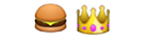 guess the emoji Level 1 Burger King
