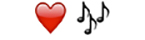 guess the emoji Level 6 Love Song