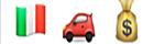 guess the emoji Level 11 Italian Job