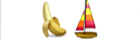 guess the emoji Level 12 Banana Boat