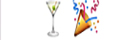 guess the emoji Level 18 Cocktail Party