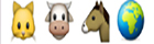 guess the emoji Level 23 Animal Planet