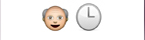 guess the emoji Level 21 Father Time