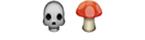 guess the emoji Level 31 Poison Mushroom