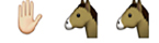 guess the emoji Level 33 Hold Your Horses