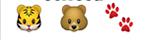 guess the emoji Level 42 Animal Tracks