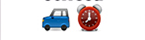 guess the emoji Level 45 Car Alarm