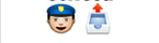 guess the emoji Level 46 Cop Out