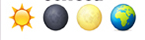 guess the emoji Level 46 Solar System