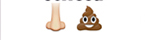 guess the emoji Level 46 Booger