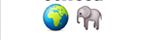guess the emoji Level 48 African Elephant