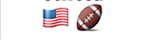 guess the emoji Level 55 American Football
