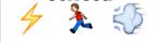 guess the emoji Level 57 Lightning Fast