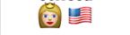 guess the emoji Level 59 Miss America