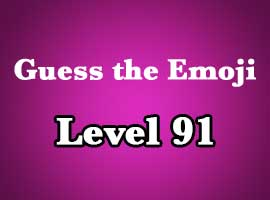 guess the emoji level 92